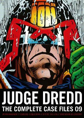Judge Dredd: The Complete Case Files 09 - Wagner, John, and Grant, Alan