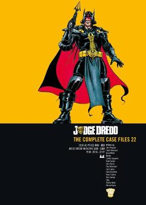 Judge Dredd: v. 22: The Complete Case Files - Wagner, John, and Morrison, Grant, and Millar, Mark