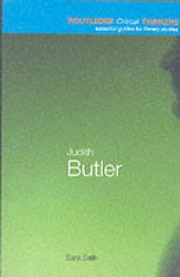 Judith Butler - Salih, Sara