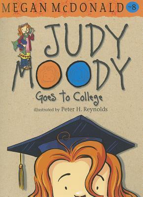 Judy Moody Goes to College - McDonald, Megan