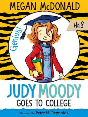 Judy Moody Goes to College - McDonald, Megan