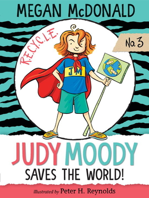 Judy Moody Saves the World! - McDonald, Megan
