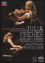 Julia Fischer: Violin & Piano - Saint-Saens/Grieg