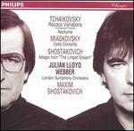 Julian Lloyd Webber Plays Tchaikovsky, Miaskovsky & Shostakovich