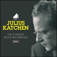 Julius Katchen: The Complete Decca Recordings -