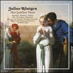 Julius R�ntgen: Aus Goethes Faust