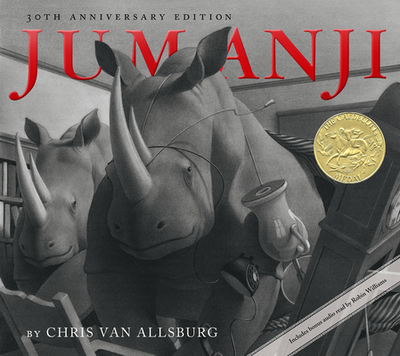 Jumanji 30th Anniversary Edition - Van Allsburg, Chris