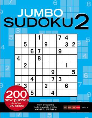 Jumbo Sudoku 2 - Mepham, Michael