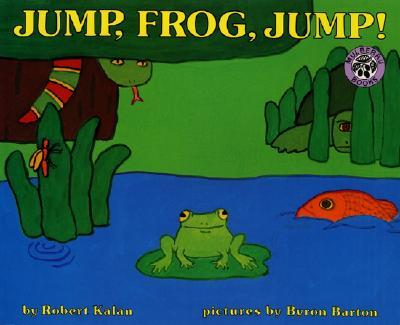 Jump, Frog, Jump! - Kalan, Robert