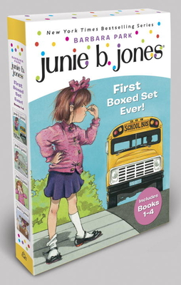 Junie B. Jones First Boxed Set Ever!: Books 1-4 - Park, Barbara