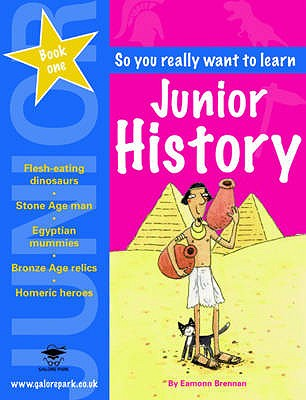 Junior History Book 1 - Brennan, Edward Lawlor