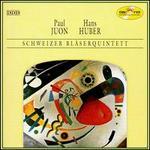 Juon, Huber: Wind Quintets
