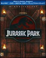 Jurassic Park [2 Discs] [Includes Digital Copy] [Blu-ray/DVD] - Steven Spielberg