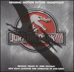 Jurassic Park III [Original Motion Picture Soundtrack]