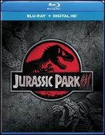 Jurassic Park III [UltraViolet] [With Jurassic World Movie Cash] [Blu-ray/DVD]