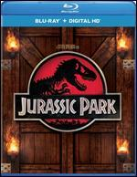 Jurassic Park [Includes Digital Copy] [UltraViolet] [With Jurassic World Movie Cash] [Blu-ray/DVD]