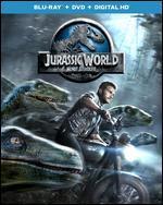 Jurassic World [Blu-ray/DVD] [2 Discs]