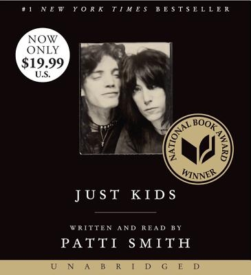 Just Kids - Smith, Patti (Read by)