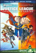 Justice League: Crisis on Two Earths [Special Edition] [2 Discs]
