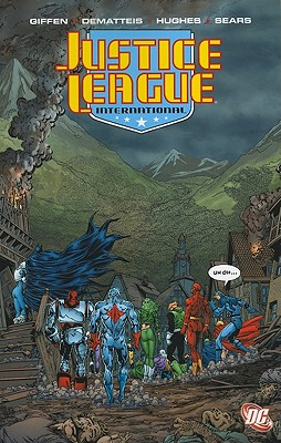 Justice League International, Volume 6 - DC Comics (Creator)