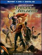 Justice League: Throne of Atlantis [Blu-ray]