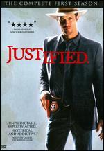 Justified: The Complete First Season [3 Discs]