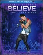 Justin Bieber's Believe [2 Discs] [Blu-ray/DVD]