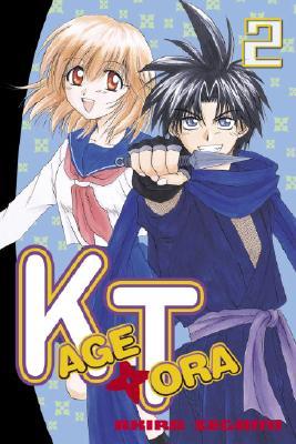 Kagetora: Volume 2 - Segami, Akira
