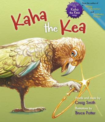 Kaha the Kea - Smith, Craig