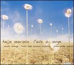 Kaija Saariaho: L'aile du songe