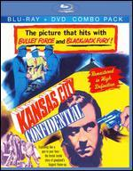 Kansas City Confidential [2 Discs] [Blu-ray/DVD]