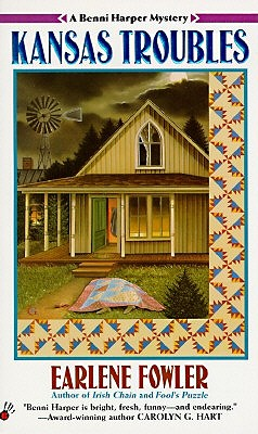 Kansas Troubles - Fowler, Earlene, and Copyright Paperback Collection