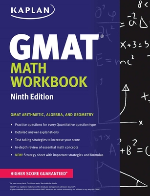 Kaplan GMAT Math Workbook - Kaplan Test Prep
