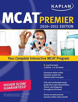 Kaplan MCAT Premier - Rothstein, Rochelle, and Kaplan Test Prep