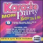 Karaoke Party: More Retro 70s & 80s, Vol. 2