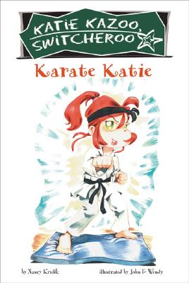 Karate Katie - Krulik, Nancy