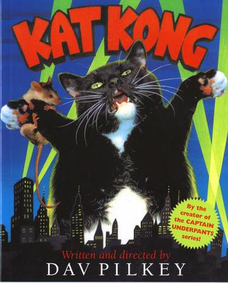 Kat Kong - Pilkey, Dav