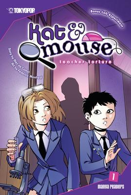 Kat & Mouse Volume 1 Manga - Campi, Alex De, and Manfredi, Federica