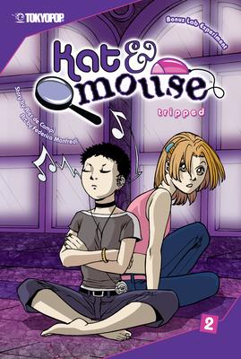 Kat & Mouse Volume 2 Manga - Campi, Alex De, and Manfredi, Federica