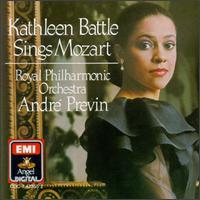 Kathleen Battle Sings Mozart - Barry Griffiths (violin); Dinah Harris (soprano); Kathleen Battle (vocals); Royal Philharmonic Orchestra;...