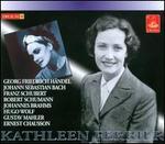 Kathleen Ferrier, 1947/1953 Recordings