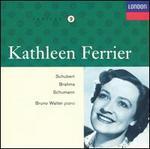 Kathleen Ferrier sings Schubert, Brahms, Schumann