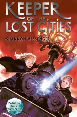 Keeper of the Lost Cities - Messenger, Shannon