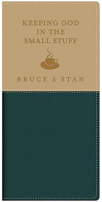 Keeping God in the Small Stuff Vest Pocket - Bickel, Bruce