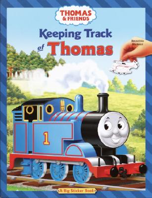 Keeping Track of Thomas (Thomas & Friends) - Awdry, Wilbert Vere, Reverend