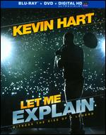 Kevin Hart: Let Me Explain [2 Discs] [Includes Digital Copy] [Blu-ray/DVD] - Leslie Small; Tim Story