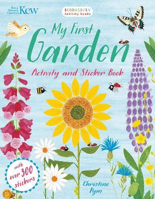 Kew My First Garden Activity and Sticker Book -