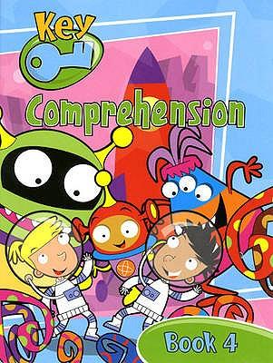 Key Comprehension New Edition Pupil Book 4 - Burt, Angela
