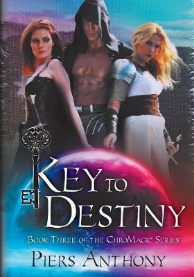 Key to Destiny - Anthony, Piers