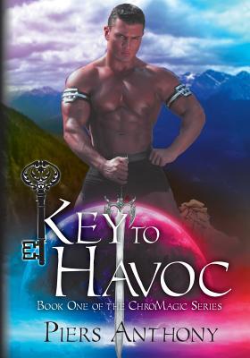 Key to Havoc - Anthony, Piers